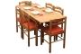 Jídelní stůl S-05 v setu