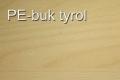 PE - buk tyrol