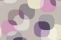 60 fialová kolečka