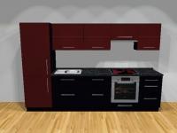 Kuchyně Bordeaux