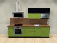 Kuchyně Limetka