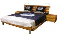 Sada svítidel na postel EDEN, DELFA, ARIA