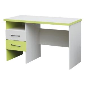 PC stůl C 010 Creme - zelená