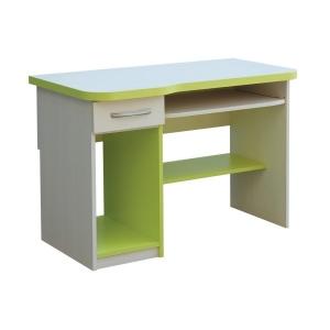 PC stůl C 06 Creme - zelená