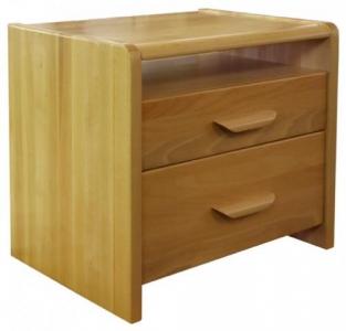Star noční stolek - buk