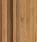 Dřevěný v barvě korpusu