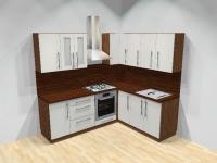 Kuchyně Bílá