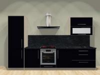 Kuchyně Černá