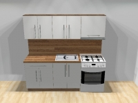 Kuchyně na míru K1