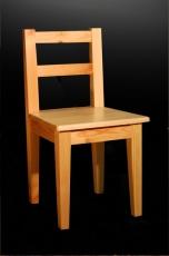 Dětská židlička masiv